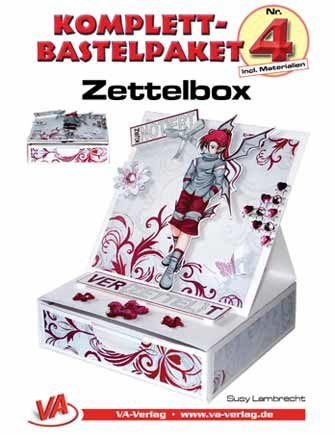 Bastelset Zettelbox